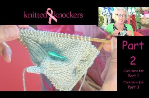 Links To More Than 10 000 Crochet Patterns And Pieces: How To Make A Knocker