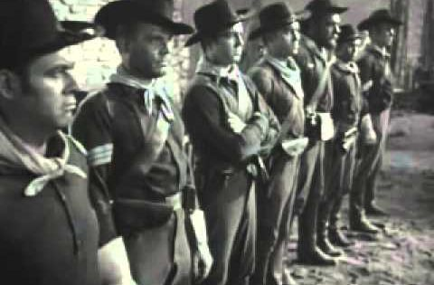 Only The Valiant 1951 Full Length Western Movie With Gregory Peck Old Western Movies Western Movies Western Movie