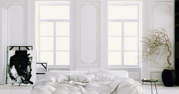 7 Tips for Creating the Perfect White Bedroom