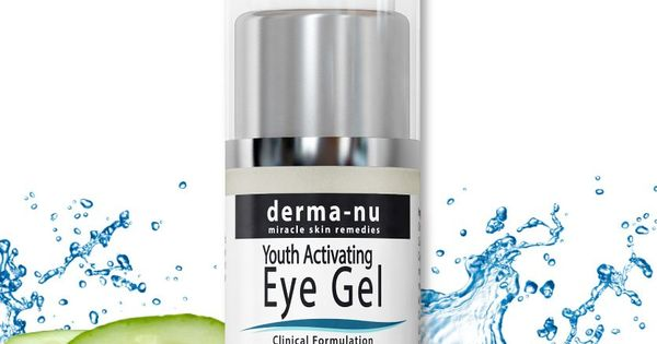 Eye Cream for Dark Circles, Puffiness & Wrinkles By Derma-nu