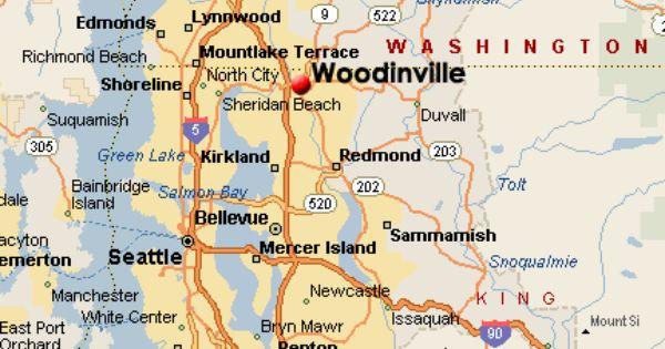 Woodinville Washington Woodinville Gt Woodinville Map