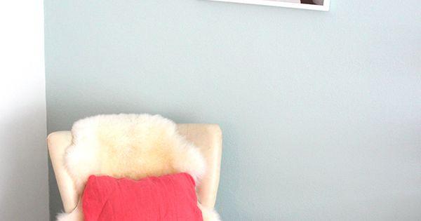 Kleur histor zeeschuim op de muur mooi in de keuken huis inrichting pinterest blog - Tweekleurige keuken ...