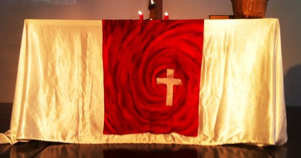 easter and pentecost 2015
