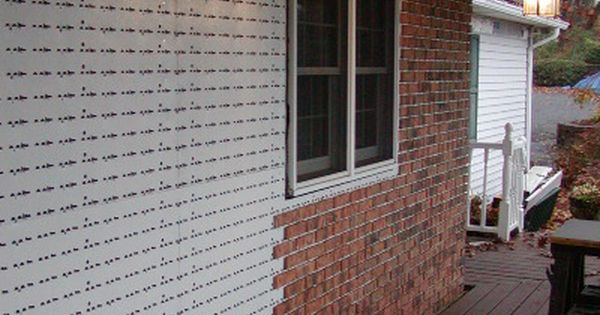 Ez Wall Panels How To Cut A Hole In Brick Veneer