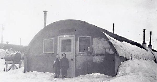 Exterior: Territorial Anchorage Memories: The
