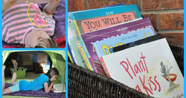 Where to Find Reading Ideas and Activities for Kids