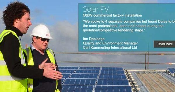 Solar, Energy companies and Renewable energy on Pinterest