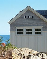 Board And Batten Siding Ideas Cottage Exterior Exterior House Siding Exterior Siding Options