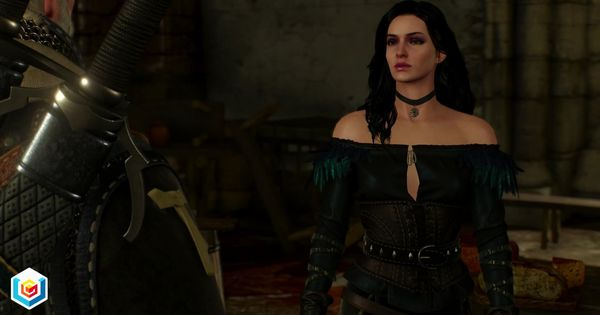 The Witcher 3 Yennefer's Alternate Look Costume DLC