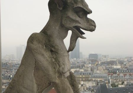 I Have A Thing About Gargoyles Have A Number Around The