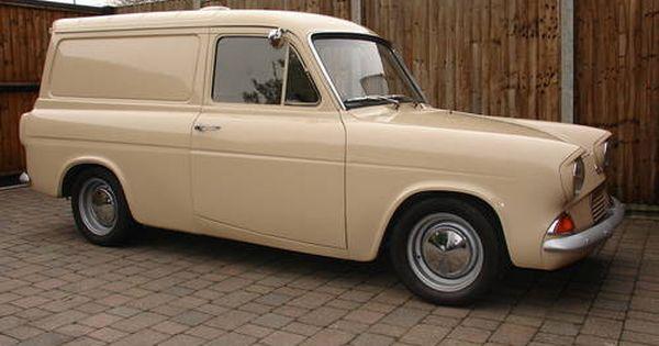 Ford Anglia Van Google Search Ford Anglia Vintage Vans Ford Van