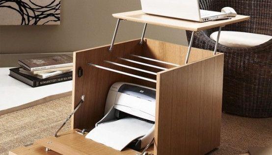 box. | Tiny House Interiors and Exteriors | Pinterest | Laptop Desk