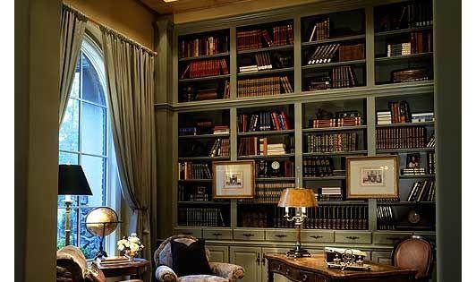 Library shelving?