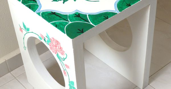 Hand Painted Peranakan Tile Table Furniture