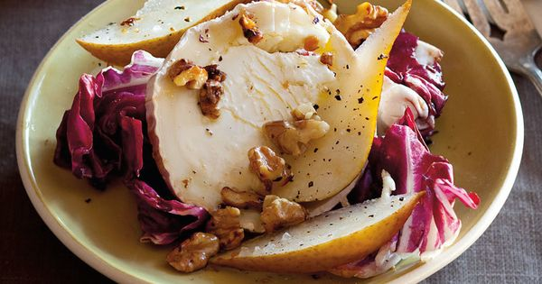 ... and Goat Cheese | salad | Pinterest | Goats, Pears and Goat Cheese