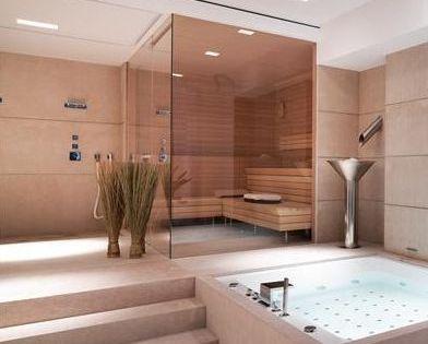 39 Most Beautiful Saunas In The World Photos Saunatimes Dream Home Gym Dream Bathrooms House Design