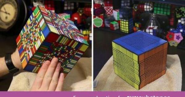 Funsubstance Trending Rubiks Cube Cube World Cube