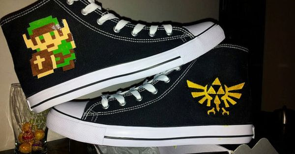 Legend Of Zelda Nike Shoes For Sale