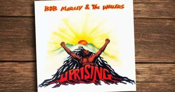 Bob Marley The Wailers Uprising The Wailers Marley Bob Marley