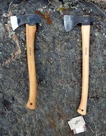 Gransfors Bruks Scandinavian Forest Axe Review Bushcraft Axe Axe Axe Sheath
