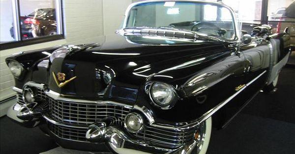 1954 Cadillac Eldorado Fleetwood At Woodworth Motors In
