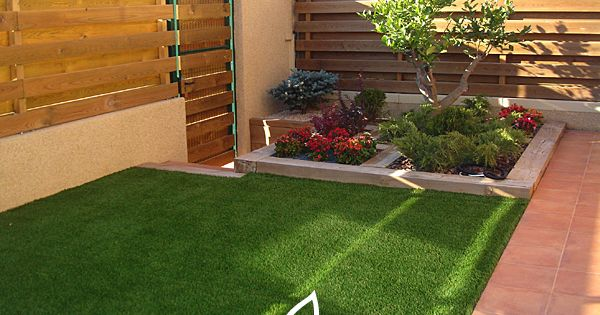 Decora tu jard n o terraza con c sped artificial cesped - Decora tu terraza ...