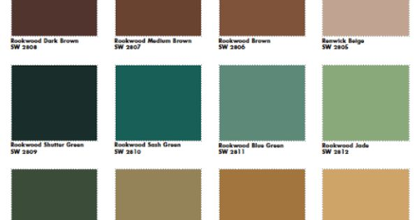 Victorian Colors By Sherwin Williams For The Home