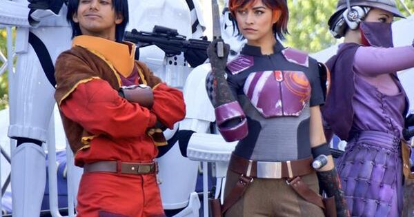 Quot Star Wars Rebels Quot Meet And Greet Coming To Walt Disney World Places From Around The World 62