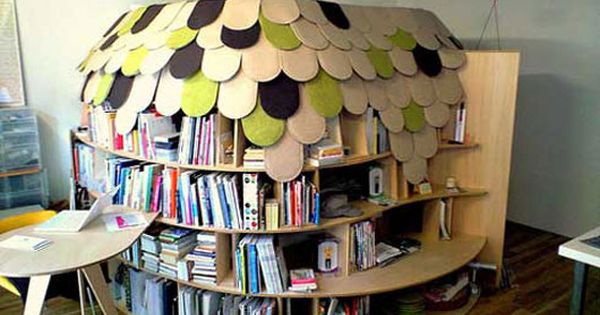 Classroom Bookcase Ideas : Creative classroom design bookcases and