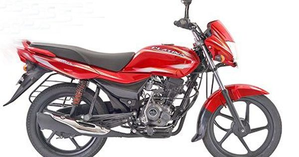 New Bajaj Platina 100es Fuel Efficient Cool Bikes Bike India