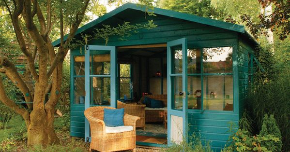 Garden Studio : Outdoor Retreat : Garden Galleries : HGTV - Home
