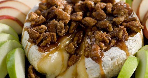 Paula Deen's Sugar and Nut Glazed Baked Brie (PREPARE AT LEAST ONE