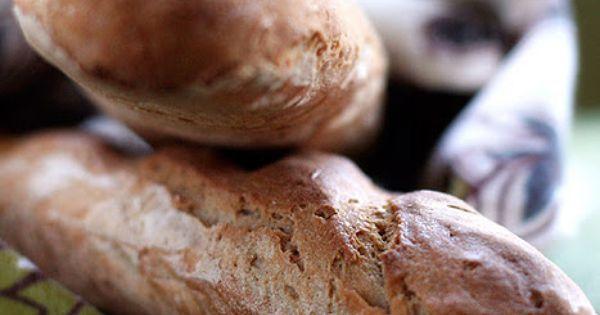 ... sans gluten★ | Pinterest | Baguette Française, Baguette et Tapenade