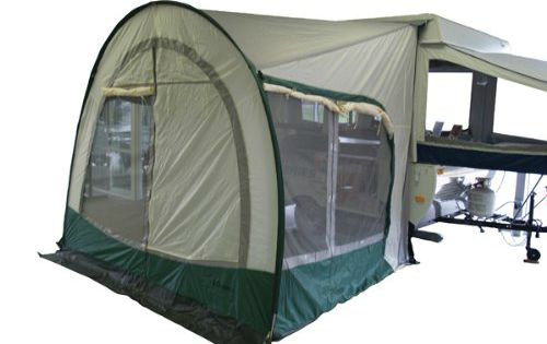 A E Dometic 747grn07 000 7 Foot Cabana Lightweight Rv Camper Dome Tent Awning Screen Room Tent Awning Dome Tent Tent