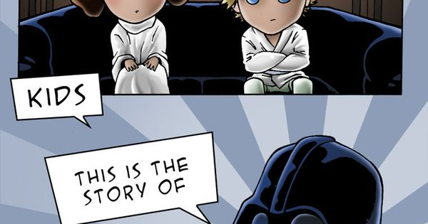 How I Met your Mother Star Wars Mash up. Laugh riot!