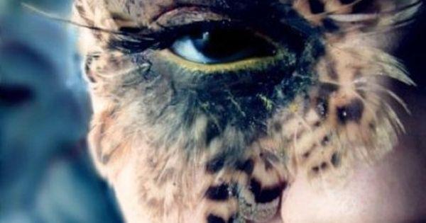 Owl costume Jangsara.blogspot.com