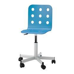 Meubles Et Accessoires Chaise Bureau Bureau Bleu Et Ikea