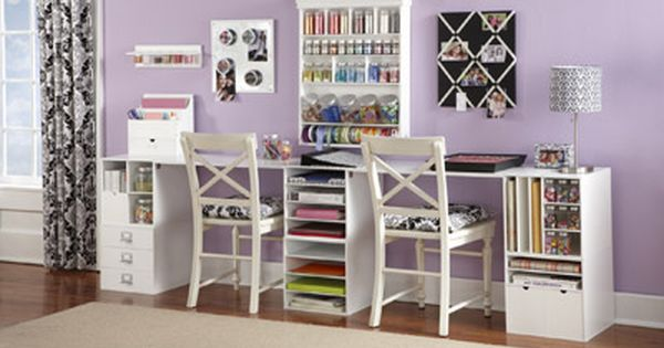 Office / Craft room storage ideas - Michaels