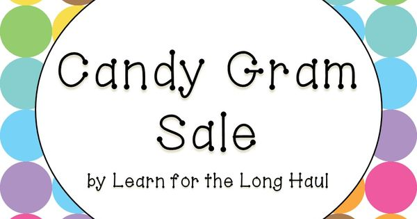 Candy grams the long and candy on pinterest
