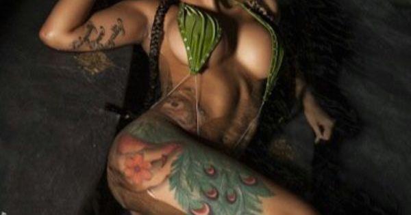 Pin By Mikaa Allen On Cardi B Cardi B Tattoo Cardi Girl Tattoos