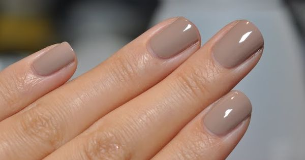 Dip Your Tips In These Hot Summer Shades | Neutral nails ...