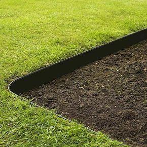 Grass Barrier Curved Edge Backyarddesign Landscape Edging Landscape Design Landscape Plans
