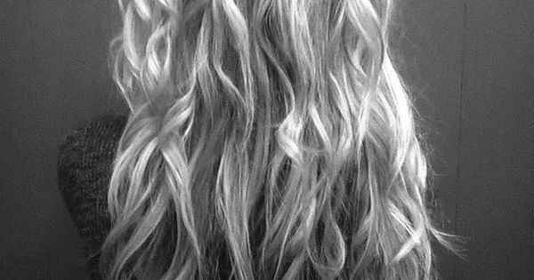 :: long hair :: wavy hair :: waterfall braid :: braid ::