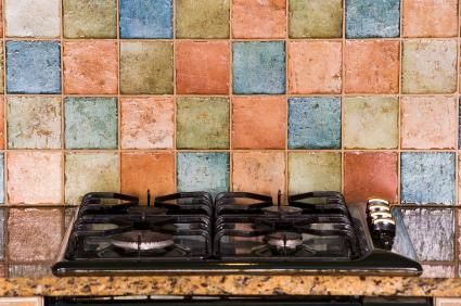 Choosing And Installing Kitchen Backsplash Tiles Lovetoknow Kitchen Tiles Backsplash Handmade Ceramic Tiles Tile Backsplash