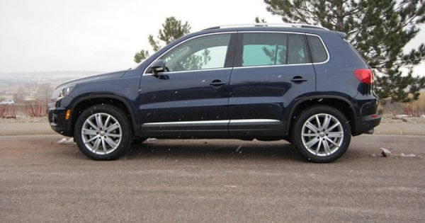 2012 Volkswagen Tiguan Review By Sara Lacey