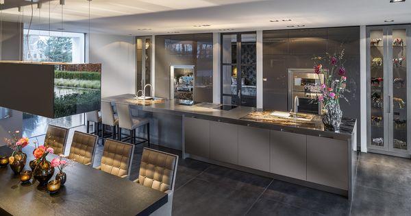 Culimaat high end kitchens interiors italiaanse keukens en maatkeukens vertex xxl - Eigentijdse high end tapijten ...