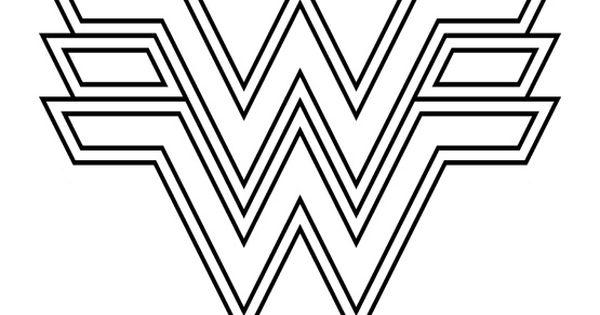 Free Wonder Woman Font Clipart Best Superheroes