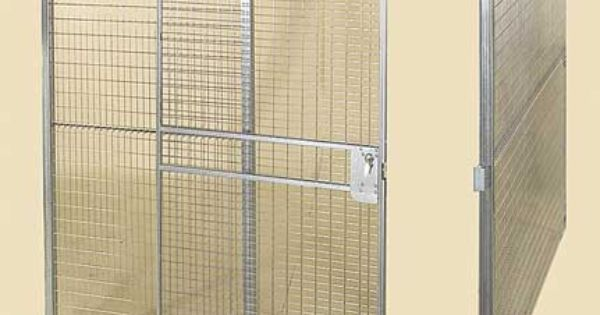 Folding guard security cages on sale nyc 8 39 h x 8 for Door to gate kontakt