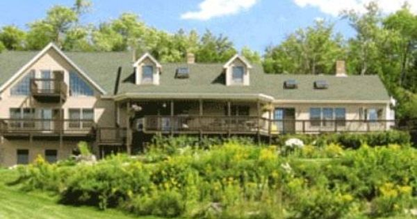 Newfound Bed Breakfast Bed And Breakfast Country Inn Peaceful Places