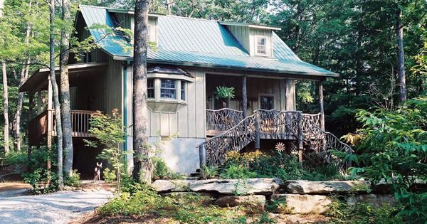 The Cabins At Seven Foxes Cabins Page Lake Toxaway